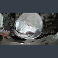 Alumínium oldaldekni védő Husaberg
