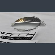 Alumínium oldaldekni védő KTM EXC / XC / Husqvarna TE 2017 - 2020 2 strokes