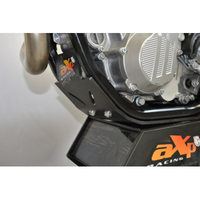 HDPE 6MM GLIDE PLATE  KTM 450SXF 2016-2018