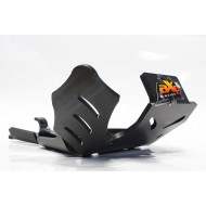 HDPE XTREM 8MM SKID PLATE & LINKAGE GUARD KTM EXC / EXC TPI 250 300 2017 - 2021