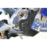 HDPE XTREM 8MM SKID PLATE & LINKAGE GUARD YAMAHA WR-F YZ-FX 250 450 2015 - 2018