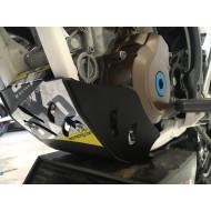 HDPE 6MM SKID PLATE HUSQVARNA FE 250 350 2017 - 2018