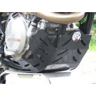 HDPE 6MM SKID PLATE KTM 350SXF 2011 - 2012