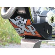 HDPE 6MM SKID PLATE KTM 250SXF 2011 - 2012