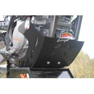 HDPE 6MM SKID PLATE KTM 450SXF 2013 - 2015