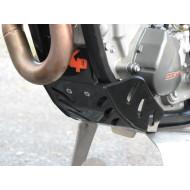 HDPE 6MM SKID PLATE KTM 250SXF 2008 - 2010