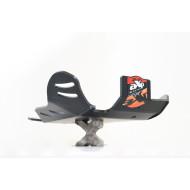 HDPE 6MM SKID PLATE KTM EXC 250 300 2012
