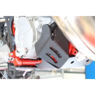 HDPE 6MM SKID PLATE GAS GAS EC 250 300 2018