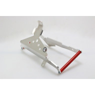 RADIATOR BRACES RED HONDA CRF250R 2013