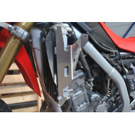 RADIATOR BRACES RED HONDA CRF250L 2013 - 2018