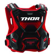 Thor GUARDIAN MX ROOST protektor mellény (M/L * XL/2XL Piros/Fekete) 2701-0864