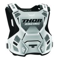 Thor GUARDIAN MX ROOST protektor mellény (M/L * XL/2XL Fehér/Fekete) 2701-0866