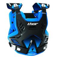 Thor SENTINEL GP S16 ROOST protektor mellény (XL/2XL Fekete/Kék) 2701-0751