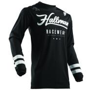 THOR HALLMAN HOPETOWN S8S OFFROAD JERSEY BLACK LARGE 2910-4722