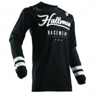 THOR HALLMAN HOPETOWN S8S OFFROAD JERSEY BLACK X-LARGE 2910-4723