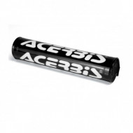 ACERBIS Cross bar pad logo tube - BLACK AC 0016279.090