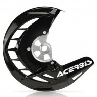 ACERBIS DISC COVER X-BRAKE CARBON - GREY AC 0016303.070