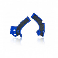 ACERBIS FRAME GUARDS YZF 450 16-17 + YZF 250 17-18 (BLUE * GREY * GREY/BLUE * WHITE) AC 0022444.