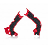 ACERBIS FRAME PROTECTOR X-GRIP CRF450R 17/18 + CRF250 18/19 (RED * RED/BLUE * SILVER * WHITE) AC 0022386.