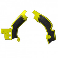 ACERBIS FRAME PROTECTOR X-GRIP SUZUKI RMZ 450 08/17 (GREY/YELLOW * YELLOW/BLACK * YELLOW/GREY) AC 0022347.