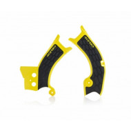 ACERBIS FRAME PROTECTOR X-GRIP SUZUKI RMZ 450 18/19 (GREY/YELLOW * YELLOW/BLACK * YELLOW/GREY) AC 0023070.
