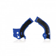 ACERBIS FRAME PROTECTOR X-GRIP YZF 250 14-16 + 450 14-15 + WRF250 15/18 (BLUE * SILVER * SILVER/BLUE * WHITE) AC 0017778.