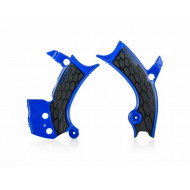 ACERBIS FRAME PROTECTOR YAMAHA YZF450 18/19 (BLUE * BLUE/SILVER * SILVER * WHITE) AC 0023093.