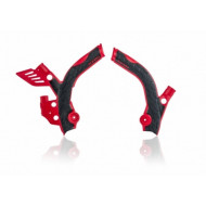 ACERBIS X-GRIP Frameprotector BETA RR 2T 250/300 + 4T 350/498 13/19 - RED/BLACK AC 0022894.349