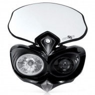 ACERBIS CYCLOPE HEADLIGHT - BLACK AC 0003002.090