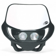 ACERBIS DHH HEADLIGHT (BLACK * WHITE) AC 0003024.