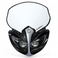 ACERBIS DIAMOND HEADLIGHT - BLACK AC 0003001.090