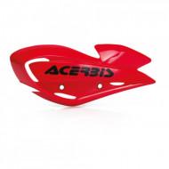 ACERBIS REPL.PLASTIC UNIKO ATV HANDGUARD (BLACK * BLUE * ORANGE * RED * WHITE) AC 0010884.