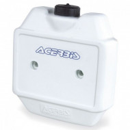 ACERBIS AUXILIARY FRONTAL TANK - 3L - WHITE AC 0002684.030