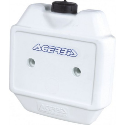 ACERBIS AUXILIARY FRONTAL TANK - 5L - WHITE AC 0002685.030