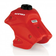 ACERBIS FUEL TANK HONDA CRF150R 07/19 6,5L - (RED * CLEAR) AC 0016495.