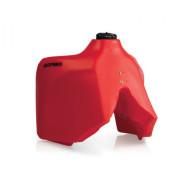 ACERBIS FUEL TANK HONDA XR250R/400R 96/04 - 22L (RED * WHITE) AC 0001601.