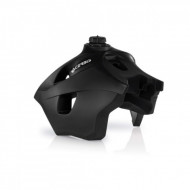 ACERBIS FUEL TANK KTM 20L SX-F 250-350-450 13/15 + EXC-F 250-350-450-500 12/16 (13/15) (BLACK * CLEAR) AC 0016301.