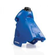 ACERBIS FUEL TANK YAMAHA YZ 125/250 02/04 - 13L (BLUE * CLEAR) AC 0001587.