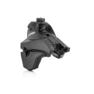 ACERBIS FUEL TANKS 12 L KTM EXC 250/300 18 + SXF 250/350/450 16-18 + EXC-F 250/350/450/500 17-18 (BLACK * CLEAR) AC 0023172.