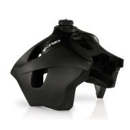 ACERBIS FUEL TANKS KTM 15.5L SXF 13/15 + EXCF 12/16 (BLACK * CLEAR) AC 0017101.