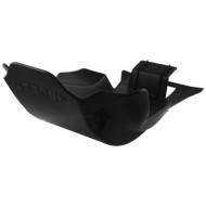 ACERBIS SKID PLATE HONDA CRF450X+CRF450R (BLACK * SILVER) AC 0011684.