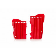 ACERBIS RADIATOR LOUVERS CRF 250 18-19 (BLACK * RED * WHITE) AC 0023384.