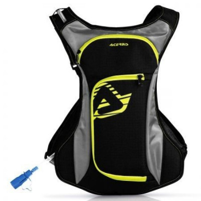 ACERBIS BACKPACK ACQUA DRINK BAG - BLACK/YELLOW AC 0017071.318