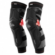 ACERBIS X-STRONG KNEE GUARDS - BLACK/WHITE AC 0016810.315