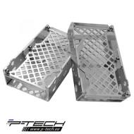 P-TECH Hűtővédő kit - Sherco SE, SEF 250, 300 2T 4T - 2014-2019