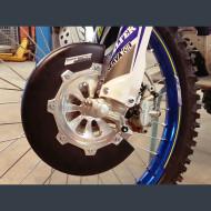 P-TECH Front brake disc guard for Sherco SE SEF 250 300 2T 4T 2018 - 2019