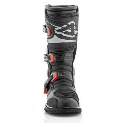 ACERBIS BOOTS ADVENTURE - BLACK (39 * 40 * 41 * 42 * 43 * 44 * 45 * 46 * 47) AC 0022200.090.