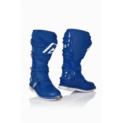 ACERBIS BOOTS X-MOVE 2.0 (BLUE * ORANGE * RED * BLUE/ORANGE * FLO YELLOW/BLUE * FLO YELLOW/FLO ORANGE * GREY/FLO YELLOW * BLACK) (39 * 40 * 41 * 42 * 43 * 44 * 45 * 46 * 47) AC 0017719.