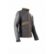 ACERBIS ENDURO ONE JACKET (BLACK/FLO ORANGE * BLACK/GREY * BLACK/YELLOW) (S * M * L * XL * XXL * XXXL) AC 0022169.