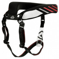 ACERBIS ADULT NECK BRACE 2.0 - BLACK/RED AC 0017193.323